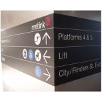 Architectural Signs London, Wayfinding Signs - Medlink